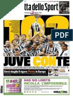 La Gazzetta Dello Sport - 19.05.2014