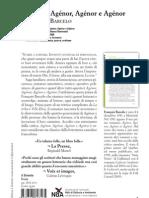 """""""Agénor, Agénor, Agénor e Agénor"""" di François Barcelo (il Sirente)"""