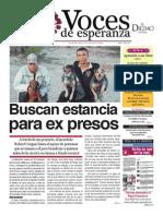 Voces de Esperanza 18 de mayo de 2014