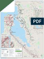 SF Late Night Public Transit Map