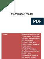 Magnusson's Model