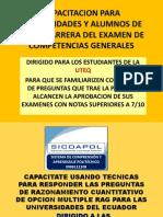 Presentacion Ejemplos u de Loja