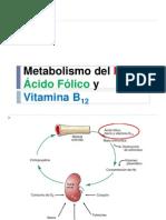 vitamina b12, hierro