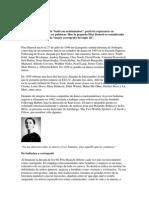 Biografía Pina Bausch