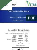 Conceitos de Hardware, Interrupções e Chamadas Ao Sistema[1]