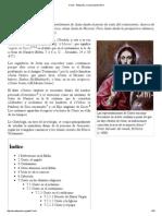 Cristo - Wikipedia, La Enciclopedia Libre