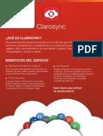 Como Usar Clarosync