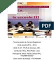 Producto 11 C.M. 2013-2014
