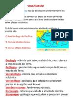 Powerpoint Vulcões