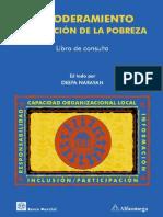 2002 Narayan - Empoderamiento y Reducción de La Pobreza