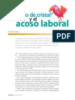 El -Techo de Cristal- y El Acoso Laboral.
