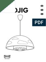 Skojig Pendant Lamp AA 392677 2 Pub