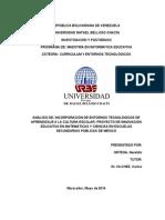 Análisis del documento