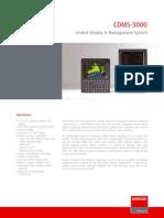 CDMS 3000 Leaflet