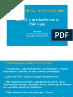 Utf 8parte 1 Plataforma Flotante 2009 Pnl y Su Relaciac2b3n Con La Ps