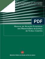 Manual de Atuação Funcional Das Promotorias de Justiça de Tutela Coletiva MP_RJ