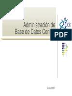 Curso Base de Datos