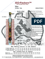 56 Dst Packer Test Tool