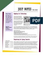 November Notes