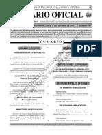 17-10-2005 Diario Oficial El Salvador