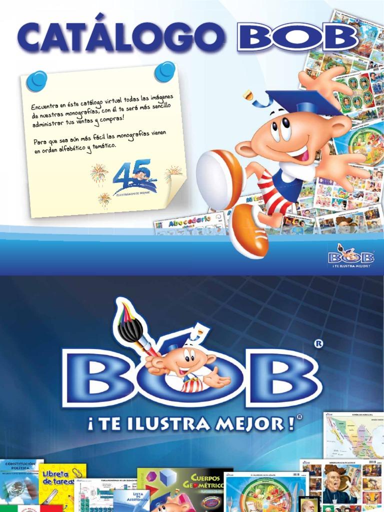 catlogo bob 2013 - Tabla Periodica Bob