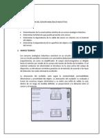 Informe instrumentación mecánica