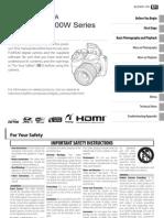 Finepix s8000w Manual en 01