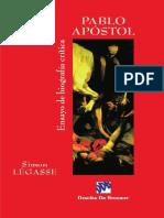Pablo Apóstol Ensayo de Biografía Crítica