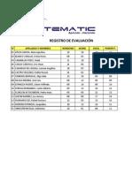 01 - Práctica Funciones Matemáticas y Estadísticas