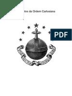 Estatutos da Ordem Cartusiana