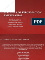 Sistemas de Informacion Arquitectura