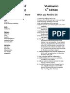 shadowrun run faster pdf scribd