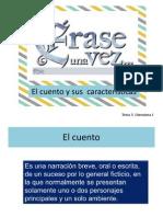 El Cuento y Sus Carateristicas Tetra 3 2014