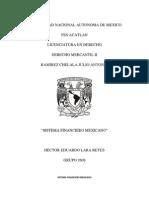 Mercantil II Sistema Financiero Mexicano