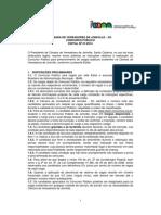 Edital Câmara Joinville (IBAM)