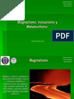 Unidad Tematica IV. Magamatismo Volcanismo y Metamorfismo