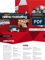 Airline Marketing Benchmark Report
