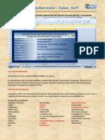 Registro de Datos