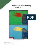 animal reduction printmaking pdf