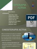 Cinesiterapia Activa