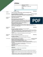 Ejemplo 2 CV Cronologico Inverso Consultoria y Operaciones
