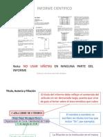 Presentacion Informe Científico