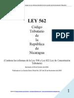 00 Ley 562 Codigo Tributario (Con Reformas de Ley 822 y Anteriores) (Www.consultasdeinteres.blogspot.com)