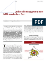 NFPA for Dust Collection System