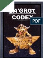 Warhammer 40k Codex