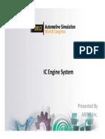 Ic Engine Ansys