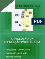 Portugal Nos Dias de Hoje