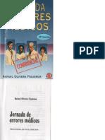 Jornada de Errores Medicos Rafael Olivera Figueroa