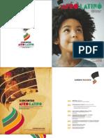 Revista II Encontro Afrolatino