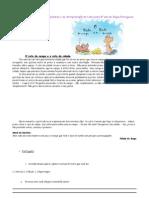 Texto e Atividades Interdisciplinares e de Interpretação de Texto Para 4º Ano de Língua Portuguesa